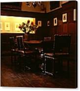 Rembrandt House - Interior 1 Canvas Print