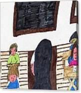 Remember When Teachers Were Nuns  Canvas Print