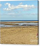 Remembering D Day Canvas Print