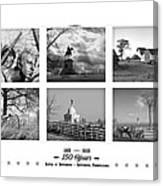 Remembering Gettysburg Canvas Print