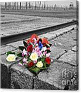 Remembering The Painful Past Canvas Print