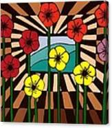 Remembrance Poppy Canvas Print