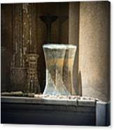 Remembrance The Glass Canvas Print