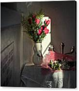 Remembrance The Vase Canvas Print