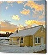 Remick Farm Canvas Print