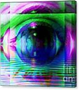Remote Viewing Canvas Print