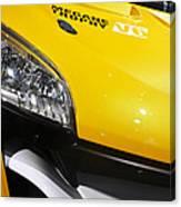 Renault Megane Trophy V6 Canvas Print