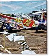 Reno Races 6 Canvas Print
