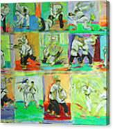 Renraku Canvas Print