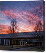 Renzo Piano Pavilion Canvas Print