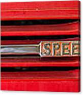 Reo Speedwagon Grill Canvas Print