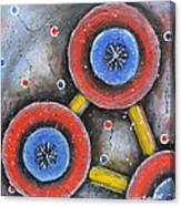 Replication Canvas Print