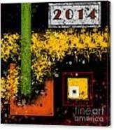 Requiem 2014 Canvas Print