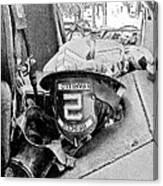 Rescue 2 Canvas Print