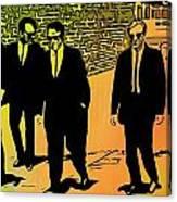 Reservoir Dogs Canvas Print