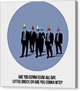 Reservoir Dogs Poster  Canvas Print