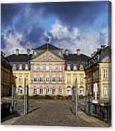 Residence Castle Arolsen Canvas Print