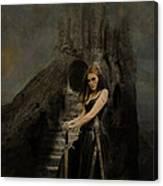 Respite Of Andraste - Fantasy Canvas Print