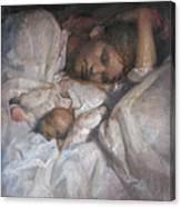 Rest Canvas Print