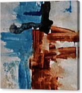 Restart Canvas Print