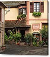 Restaurant Suzel Canvas Print