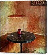 Restaurante La Posta Canvas Print