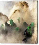 Resurrection-iv Canvas Print