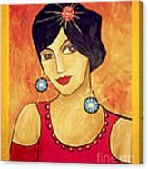 Retro 113 - Marucii Canvas Print
