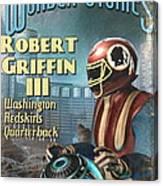 Retro Sci Fi Rg3 Canvas Print