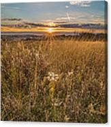 Retzer Autumn Sunset Canvas Print