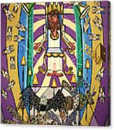 Revelation Chapter 4 Canvas Print