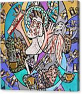 Revelation Chapter 5 6-14 Canvas Print