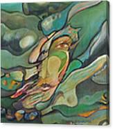 Revelation Iv Canvas Print