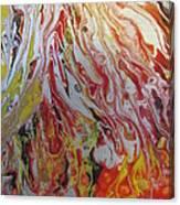 Revelation Wings Canvas Print