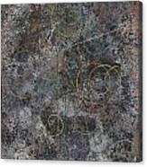 Revelations Vi--space Time Brocade Canvas Print