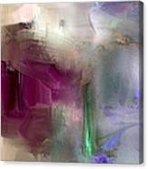 Reveletion Of Evening Canvas Print