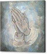 Reverence Canvas Print