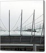 Revised Old Bc Place Canvas Print