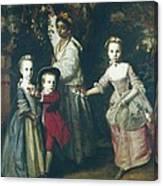 Reynolds, Sir Joshua 1723-1792. The Canvas Print