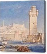 Rhodes Canvas Print