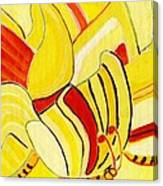 Rhythm Of Butterflies Canvas Print