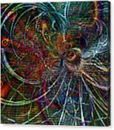 Rhythmic Patterns Canvas Print