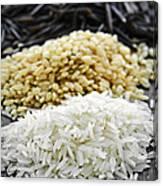 Rice Canvas Print