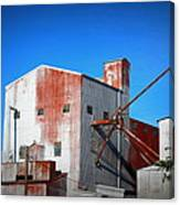 Rice Mill IIi Canvas Print
