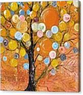 Rich Tree Canvas Print