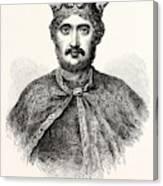 Richard I Canvas Print