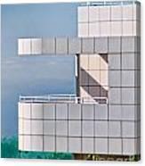 Richard Meier's Getty Canvas Print