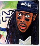 Richard Sherman Canvas Print