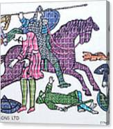 Richard's Realm Canvas Print