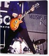 Rick Nielsen Cheap Trick Canvas Print